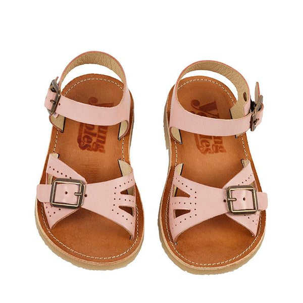 Young Soles Pearl Sandal Nude - Tiny People shop