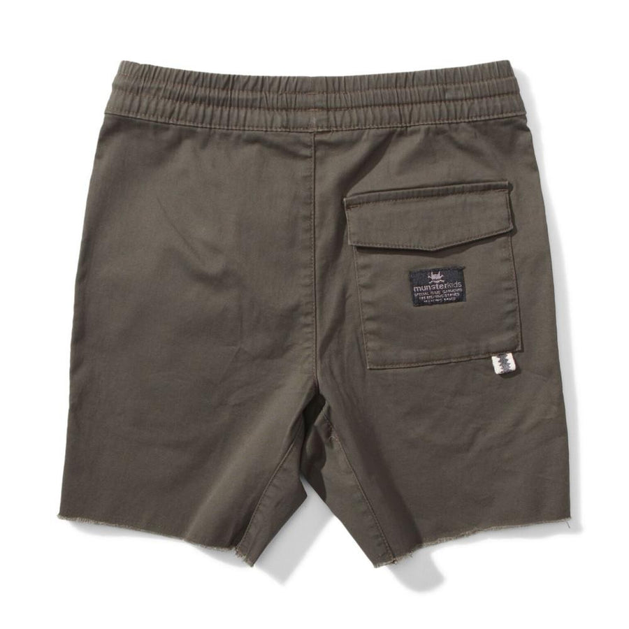 Munster Kids Pitman Shorts - Tiny People Cool Kids Clothes Byron Bay