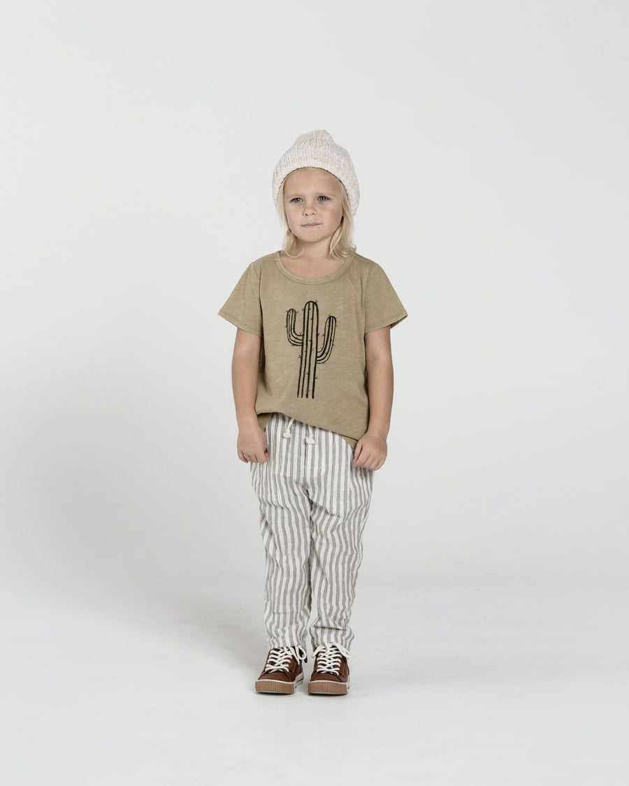 Rylee & Cru Cactus Tee - Tiny People Cool Kids Clothes Byron Bay