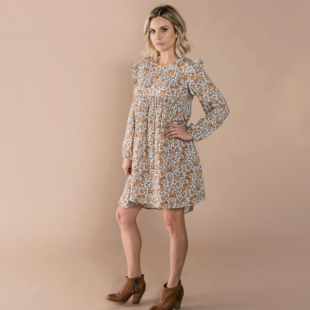 Women's Piper Dress Bloom