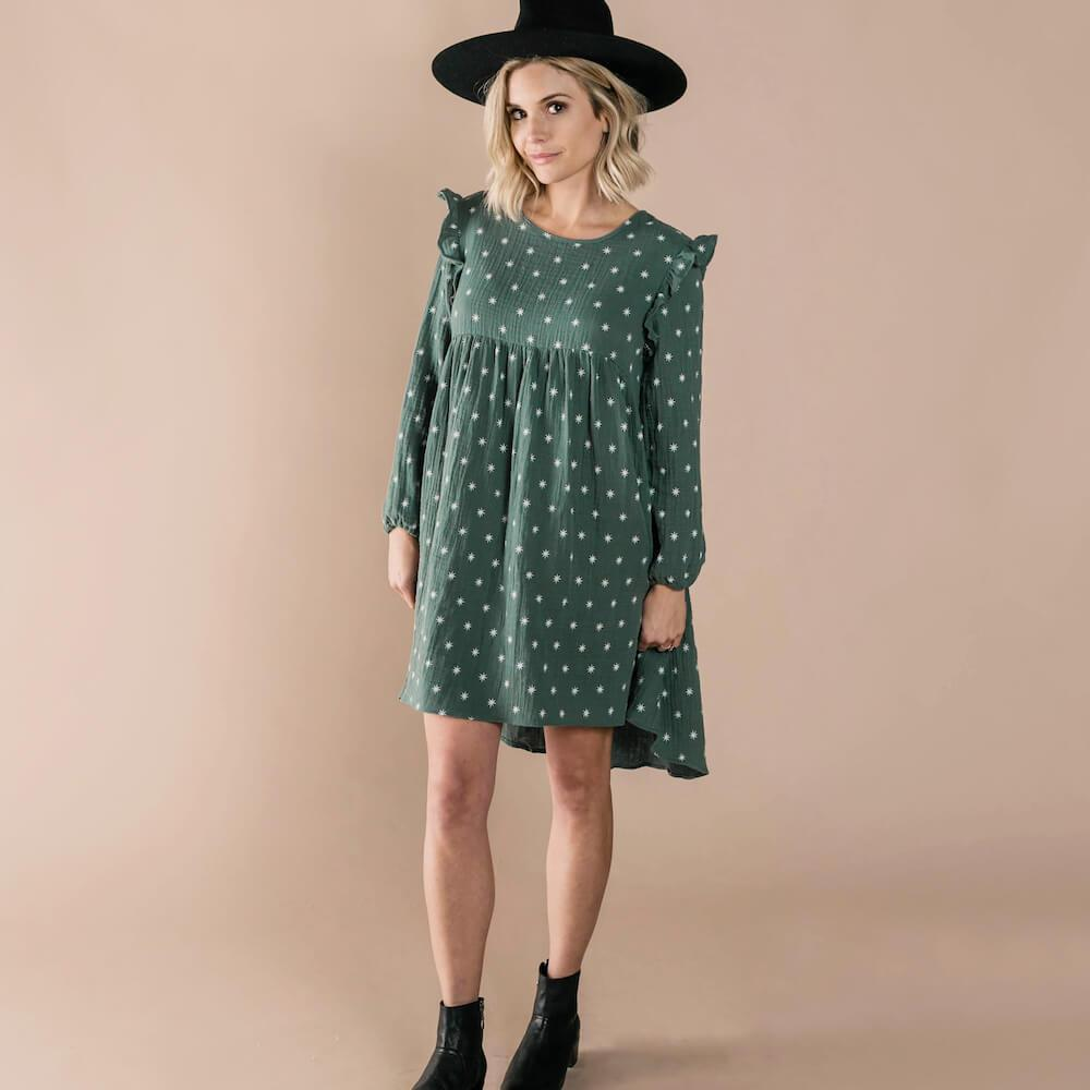 Women's Piper Dress Northern Star