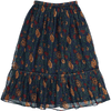 Louis Louise Rachel Skirt Navy - Tiny People Cool Kids Clothes Byron Bay