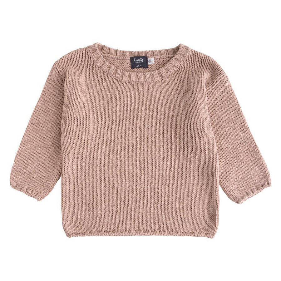 Knitted Jersey Pink