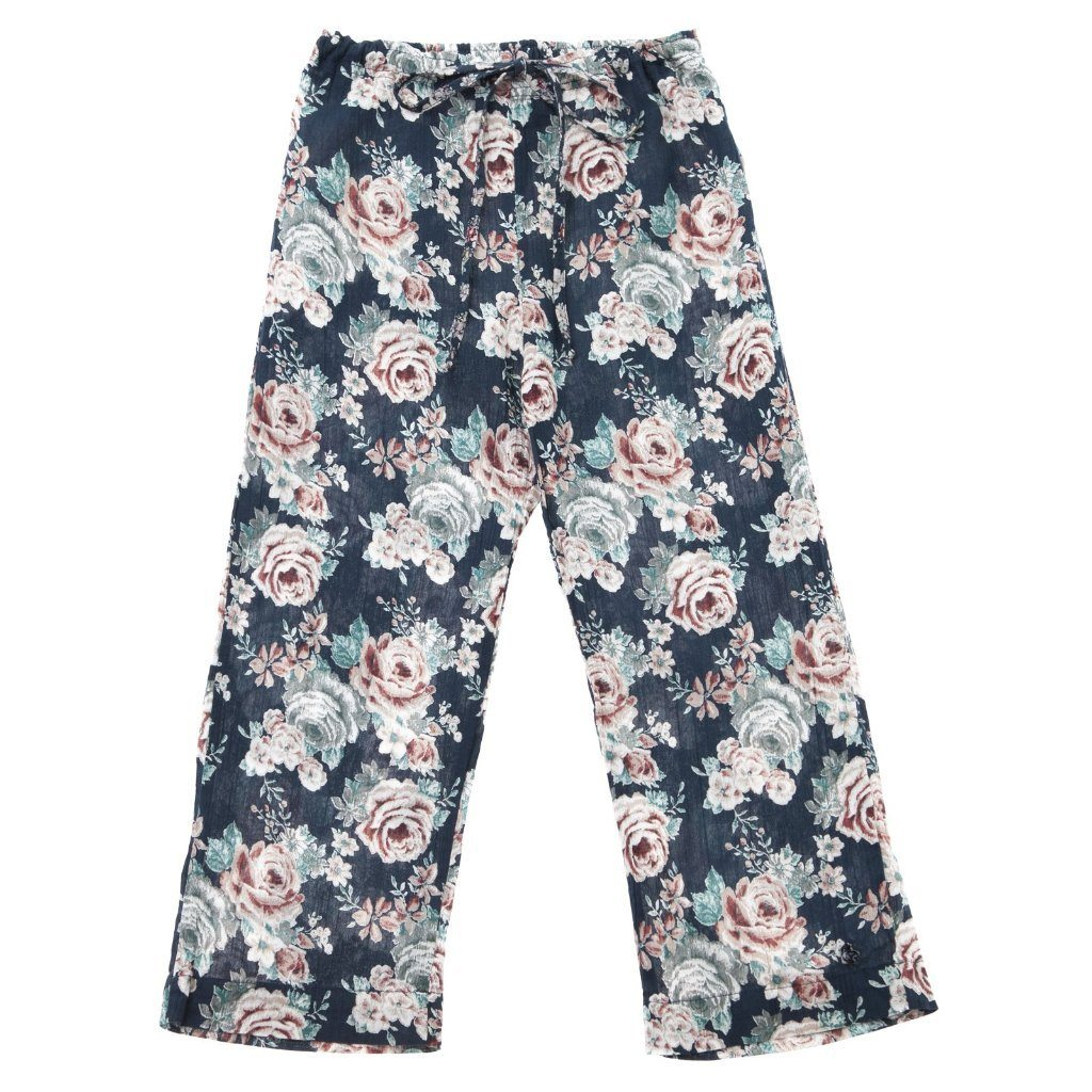 Flowers Pyjamas Trousers