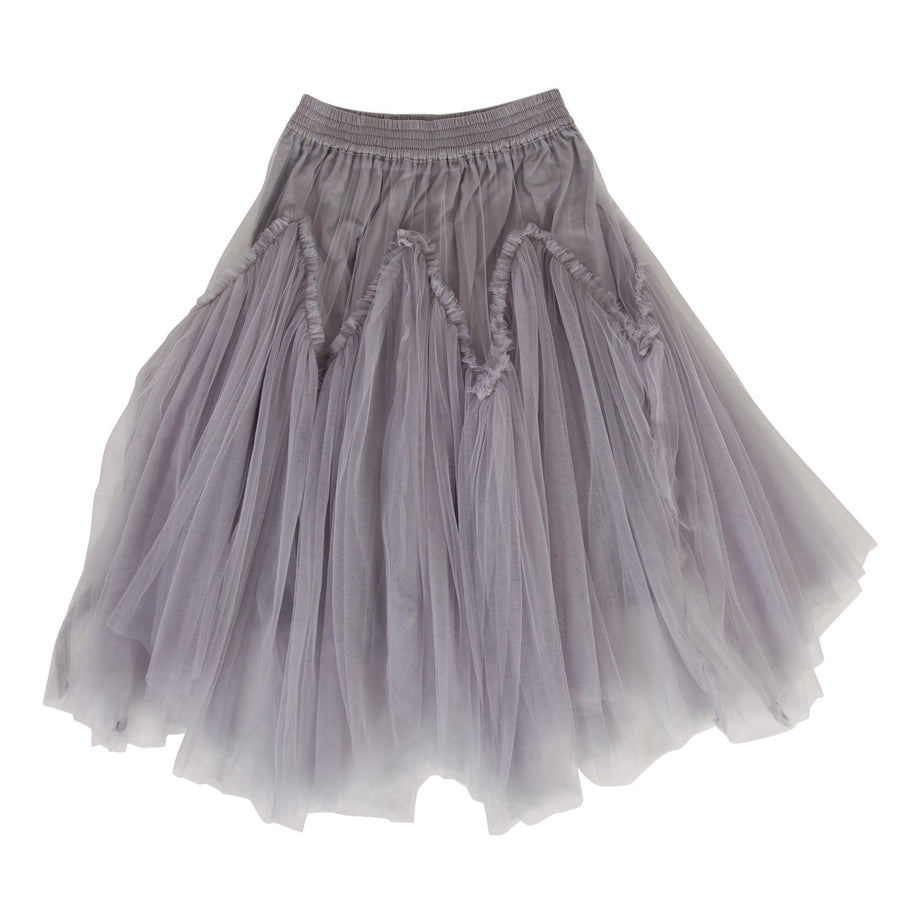 Harper Tulle Skirt Blue