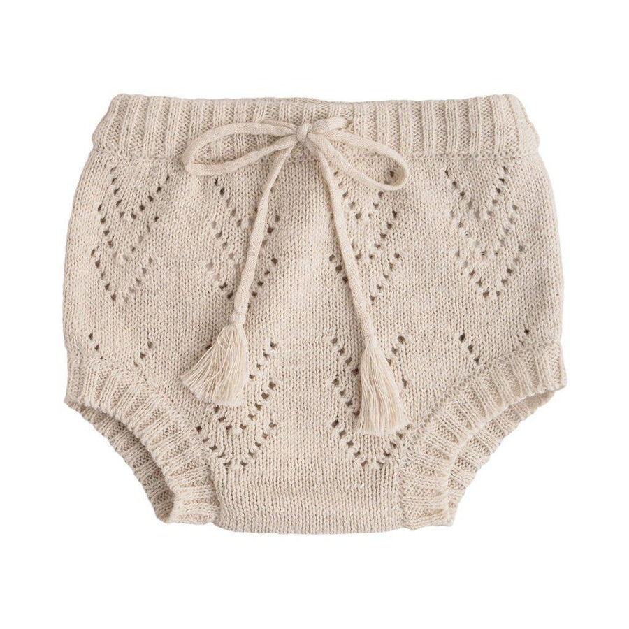 Knitted Tricot Coulote Bloomer