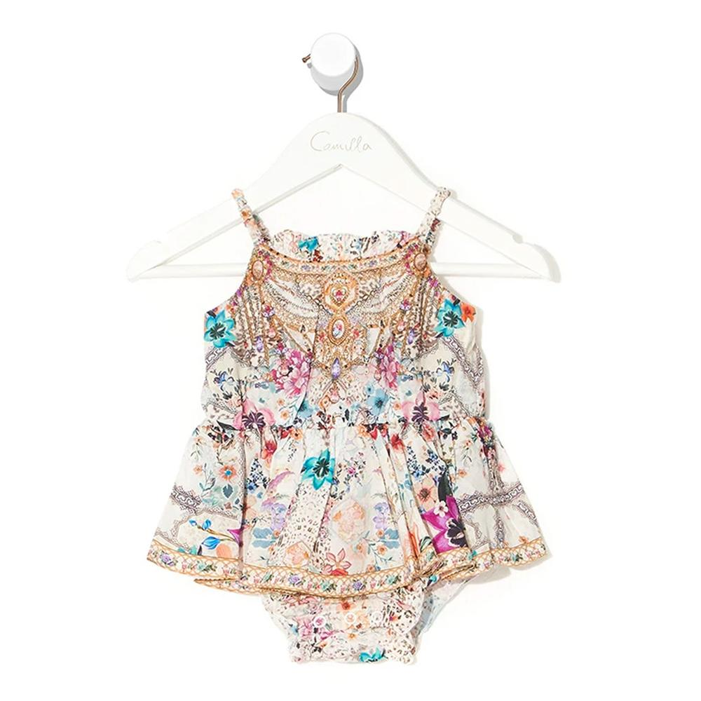 Camilla Sew In Love Babies Jumpdress | Tiny People Australia