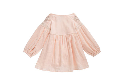 Louise Misha Slovenia Dress in Blossom at Tiny People Shop