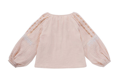 Louise Misha Sokiov Blouse Blossom - Tiny People Cool Kids Clothes Byron Bay
