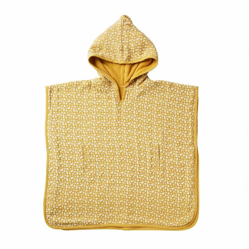 Acorn Kids Golden Days Organic Cotton Towel Towel - Tiny People Cool Kids Clothes