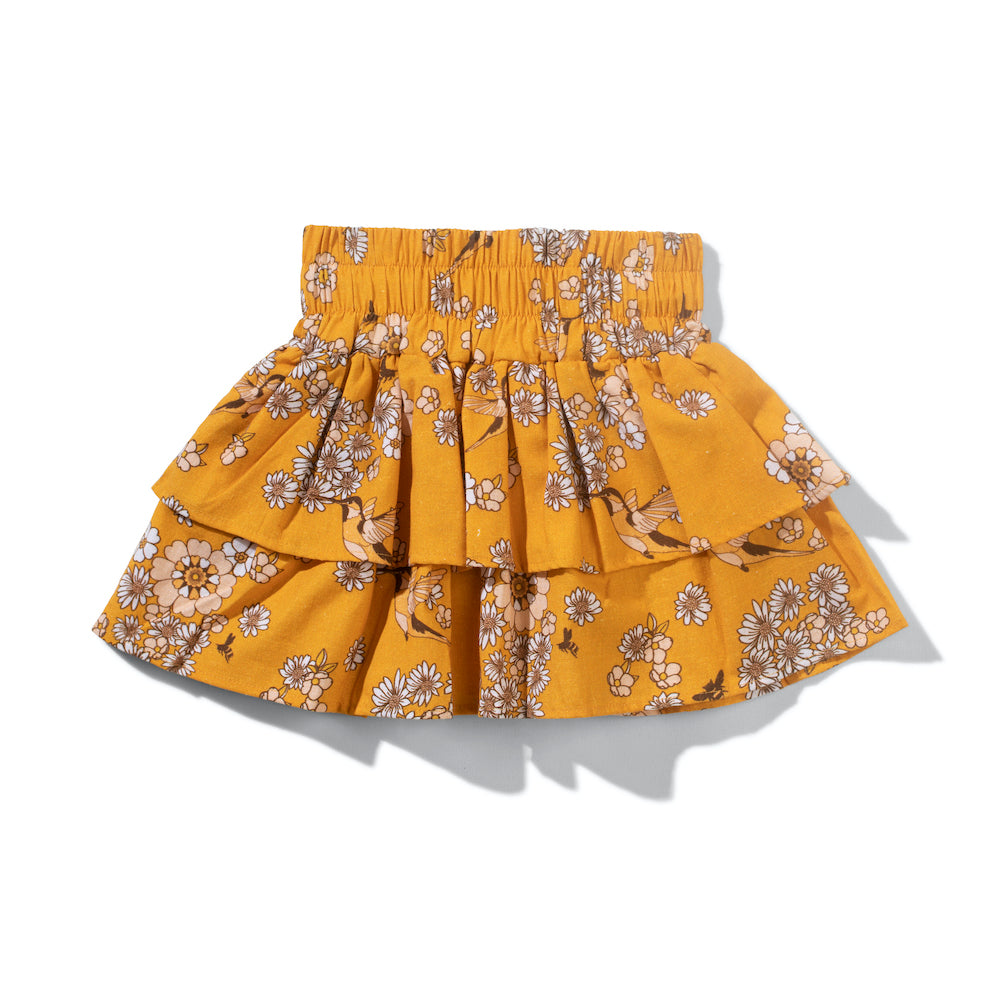 Munster Sunflower Skirt | Tiny People