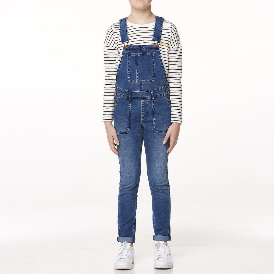 Slim Utility Dungaree Vintage Wash