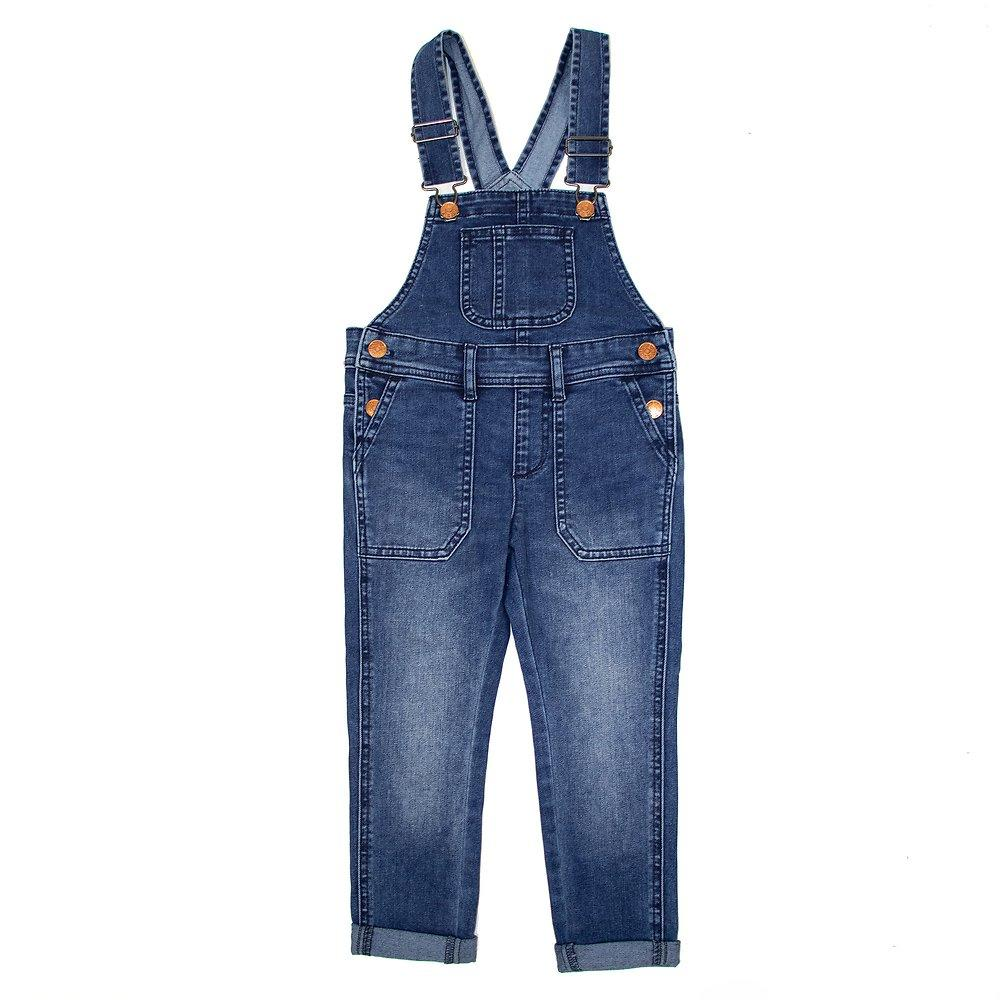 Riders by Lee Slim Utility Dungaree Vintage Wash Overalls - Tiny People Cool Kids Clothes