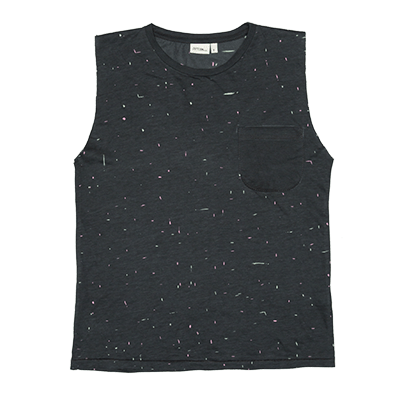 Zuttion Speckle Tank Top - Tiny People Cool Kids Clothes Byron Bay