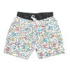 Zuttion Squiggle Shorts - Tiny People Cool Kids Clothes Byron Bay
