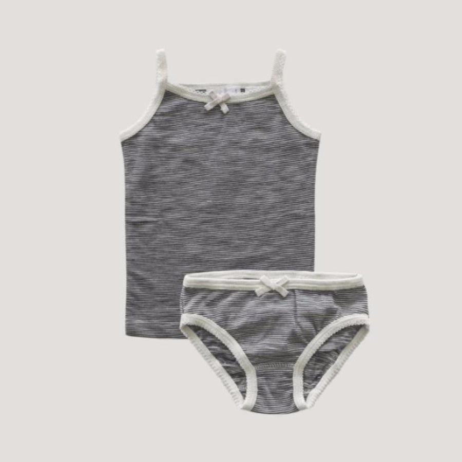 Jamie Kay Stripe Underwear Set at Tiny People Shop Australia.