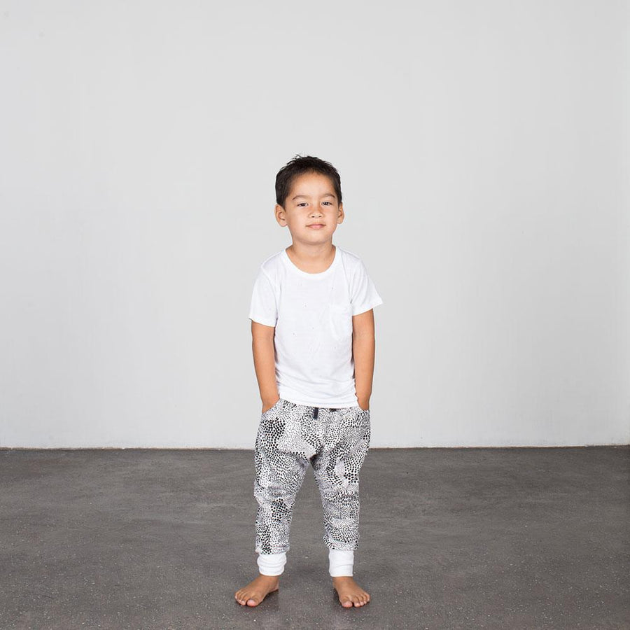 Zuttion Low Crotch Trackie - Tiny People Cool Kids Clothes Byron Bay