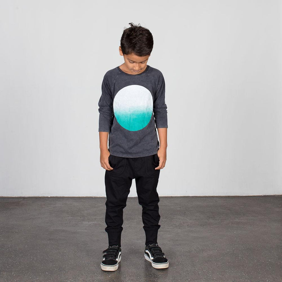 Zuttion Circle Gradation Tee - Tiny People Cool Kids Clothes Byron Bay