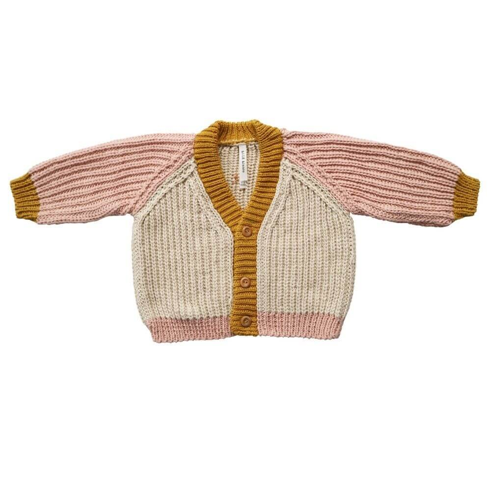 Wild Wawa Rainbow Cardigan | Tiny People