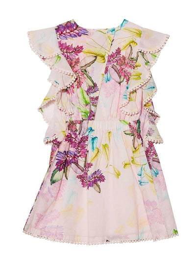 Tutu Du Monde Arctic Flowers Print Dress at Tiny People shop.