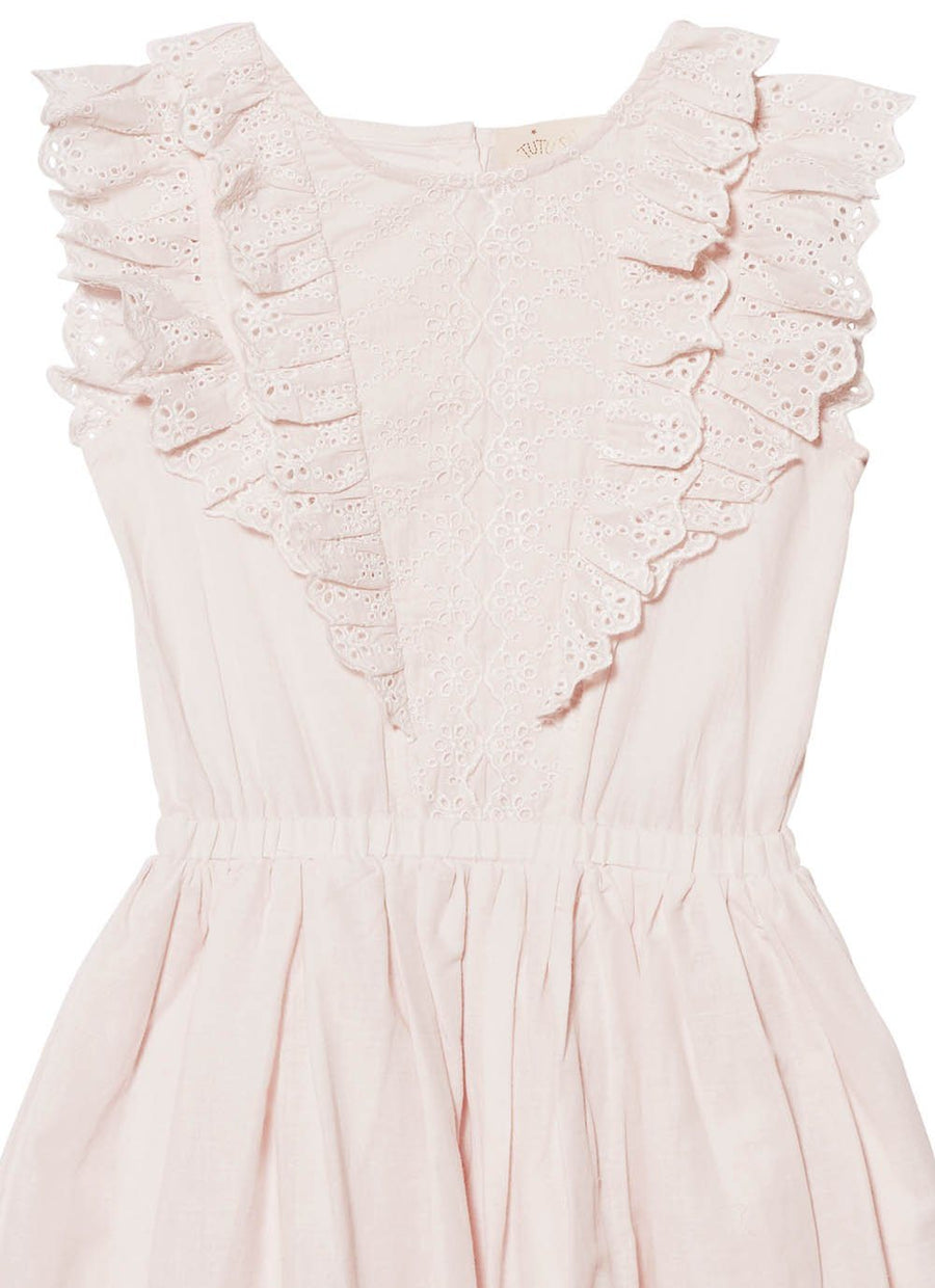 Tutu Du Monde Sweet Nettle Dress Blush - Tiny People Cool Kids Clothes Byron Bay