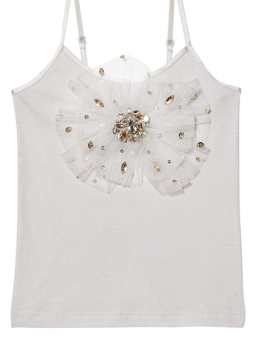 Tutu Du Monde Glistening Jewels Singlet Top - Tiny People Cool Kids Clothes Byron Bay