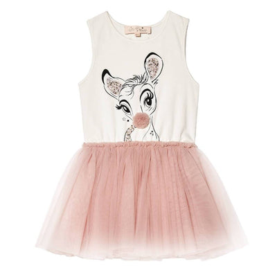 Tutu Du Monde Deery Me Tutu Dress Girls Dresses - Tiny People Cool Kids Clothes