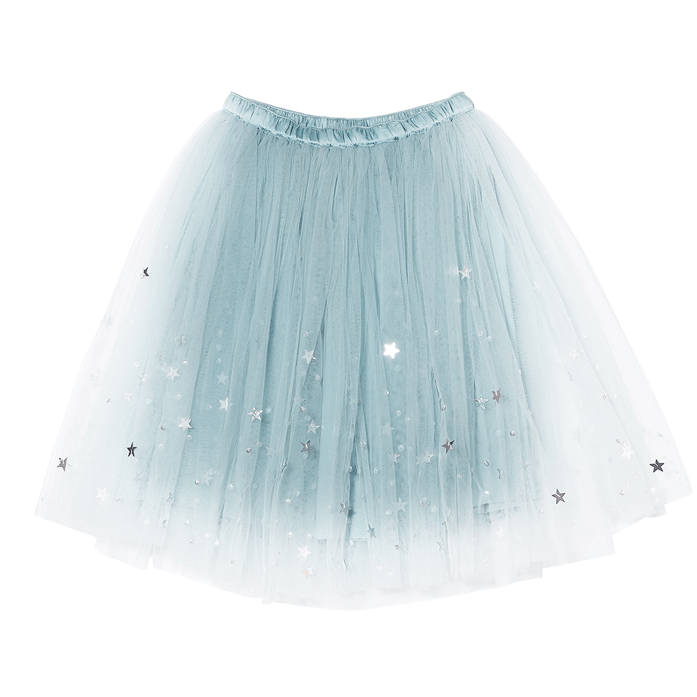 Tutu Du Monde Galaxy Tutu Skirt (Fern) Girls Skirts - Tiny People Cool Kids Clothes