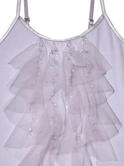 Tutu Du Monde Fly Away Singlet Wisteria | Tiny People