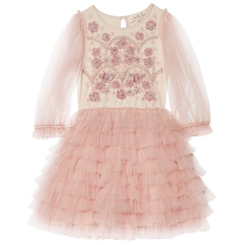 Tutu Du Monde Cadence Tutu Dress Blush | Tiny People