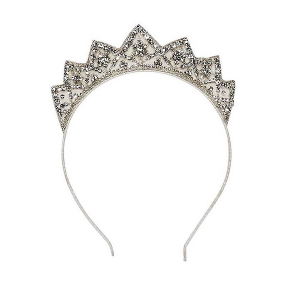 Tutu Du Monde Ice Princess Tiara Milk | Tiny People