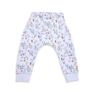 Goldie & Ace Native Print Lightweight Terry Pants - Tiny People Cool Kids Clothes Byron Bay