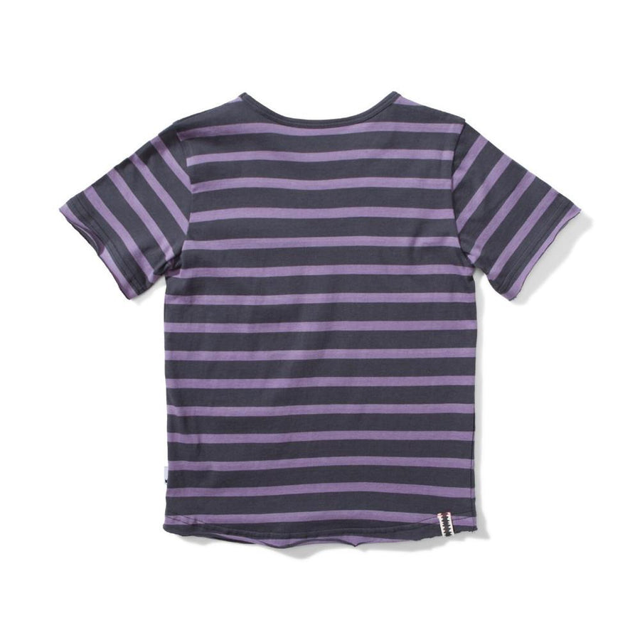 Munster Kids Trasher Tee - Grape - Tiny People Cool Kids Clothes Byron Bay