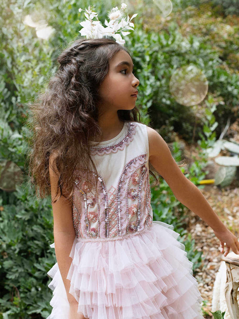 Tutu Du Monde Bohemia Tutu Dress | Tiny People