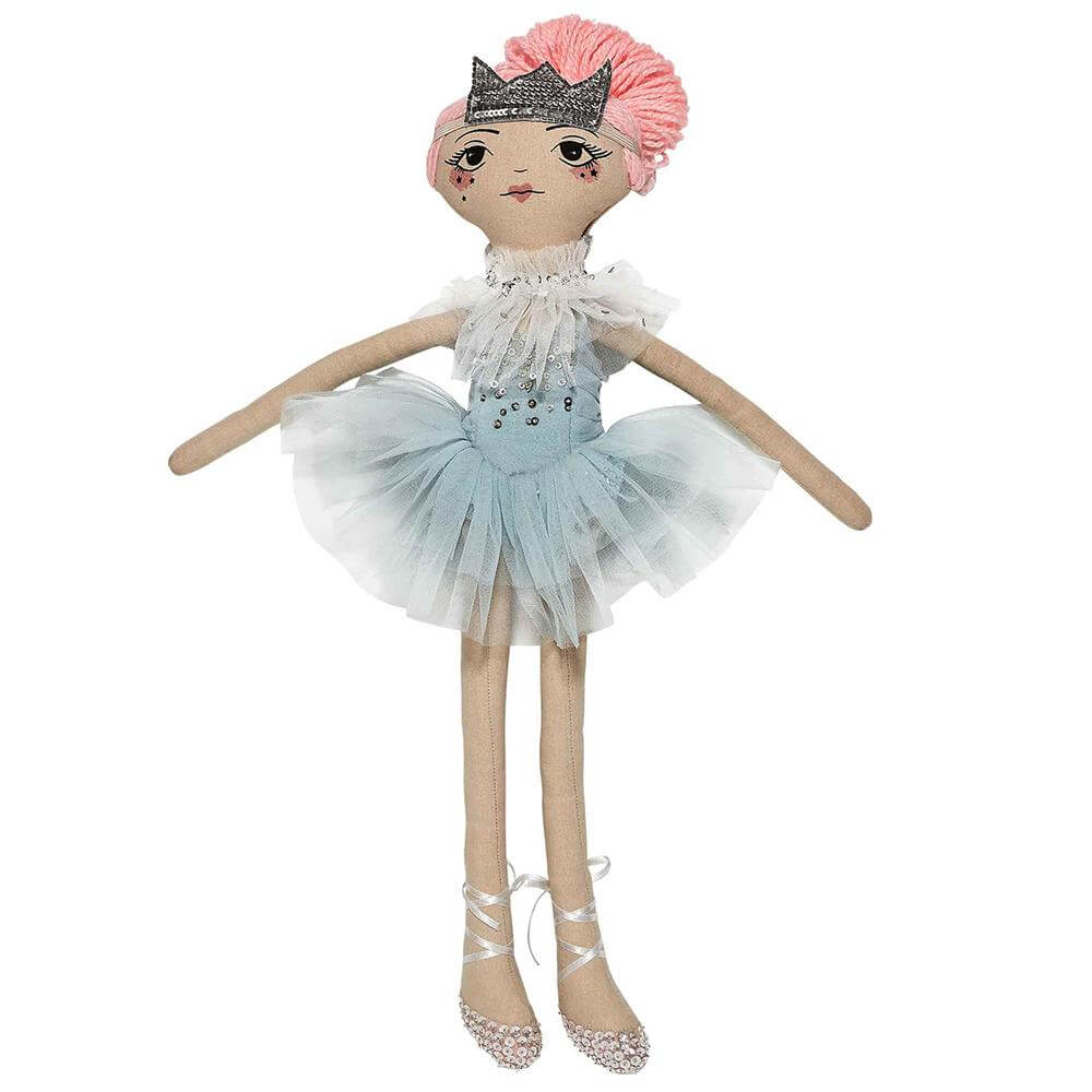 Tutu Du Monde Fireworks Doll Seafoam | Tiny People