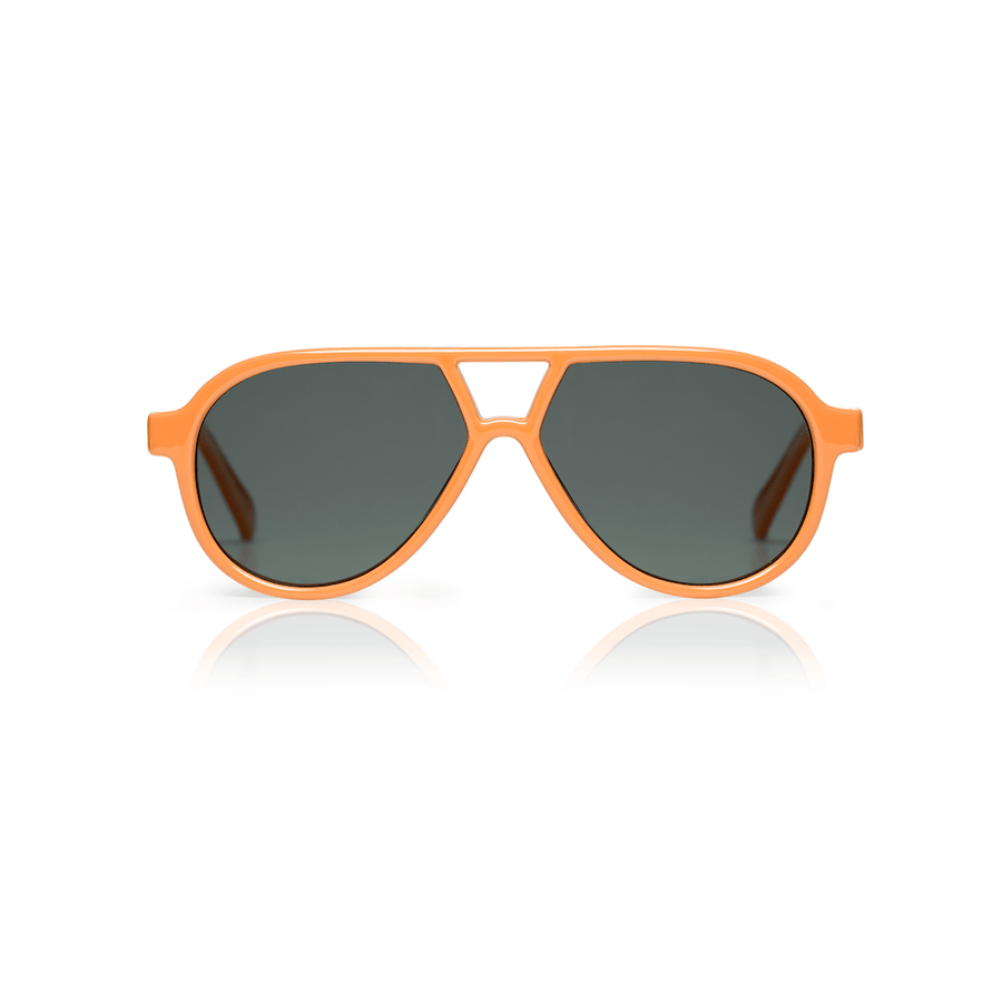 Sons + Daughters Rocky II sunglasses in Orange at Tiny People Shop Australia.