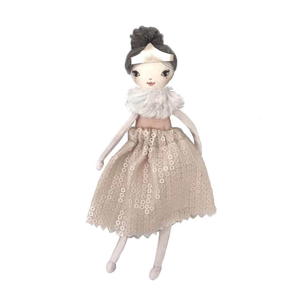 These Little Treasures Miniature Lola Princess Ivory | Tiny People