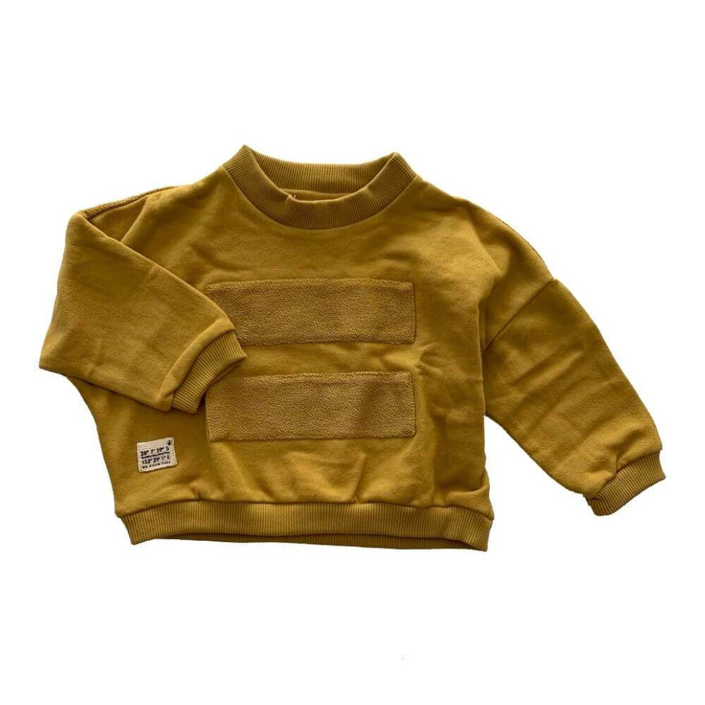 Panel Jumper Currumbin Mustard