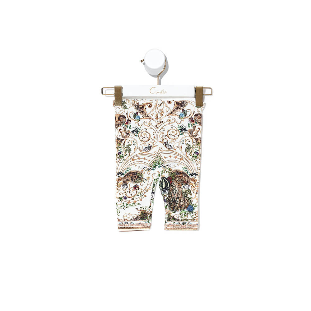 Camilla Night Waiting For Day Baby Leggings | Tiny People