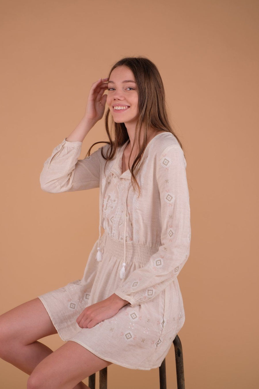 Women's Vlada Dress Cream