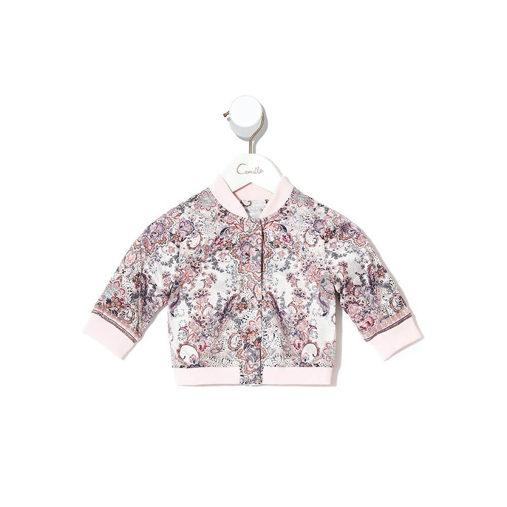 Camilla Tales of Talitha Baby Bomber Jacket | Tiny People