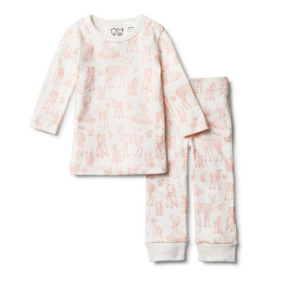 Wilson and Frenchy Oh Dear Pyjama Set - Tiny People Cool Kids Clothes Byron Bay