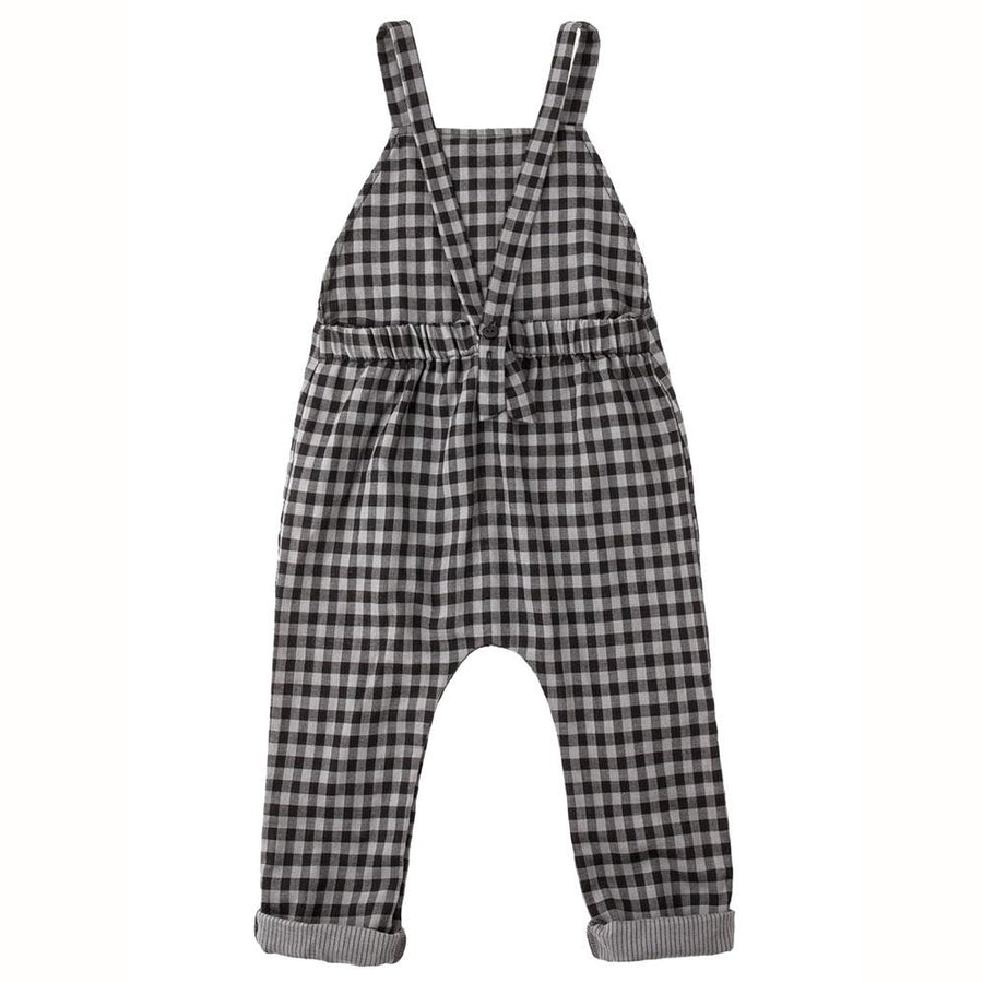 Tocoto Vintage Baby Check Overall - Tiny People Cool Kids Clothes Byron Bay