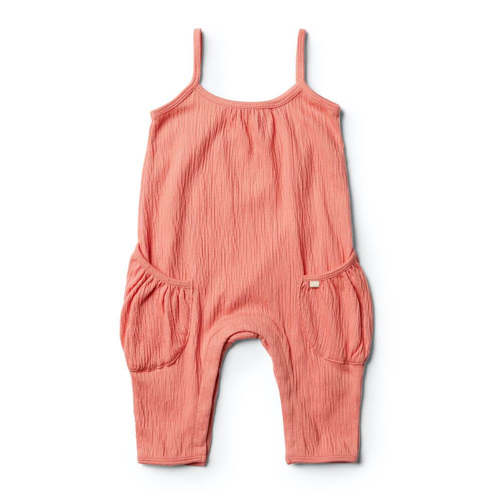 Watermelon Singlet Jumpsuit