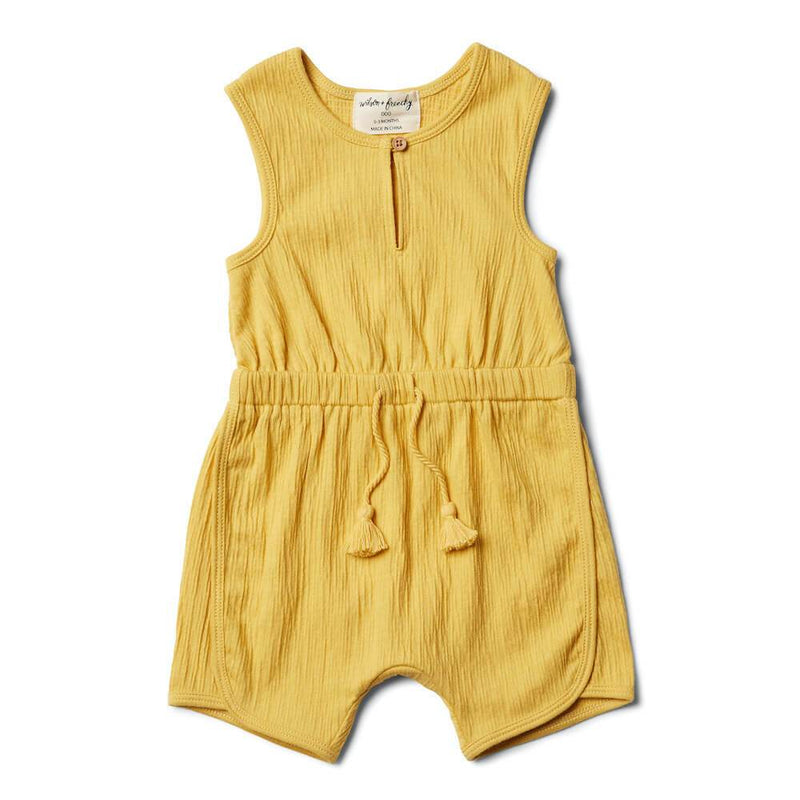 Jojoba Playsuit