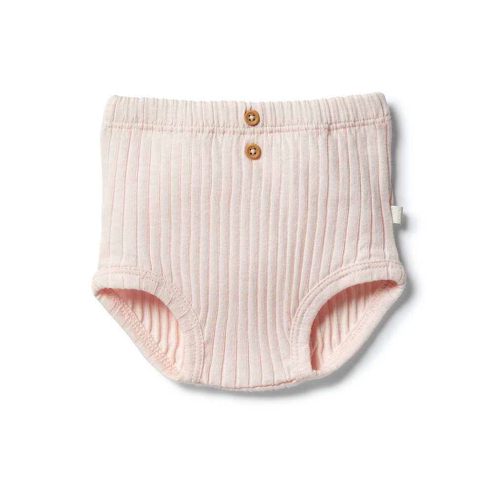Wilson & Frenchy Organic Nappy Pant Angel Wing | Tiny People