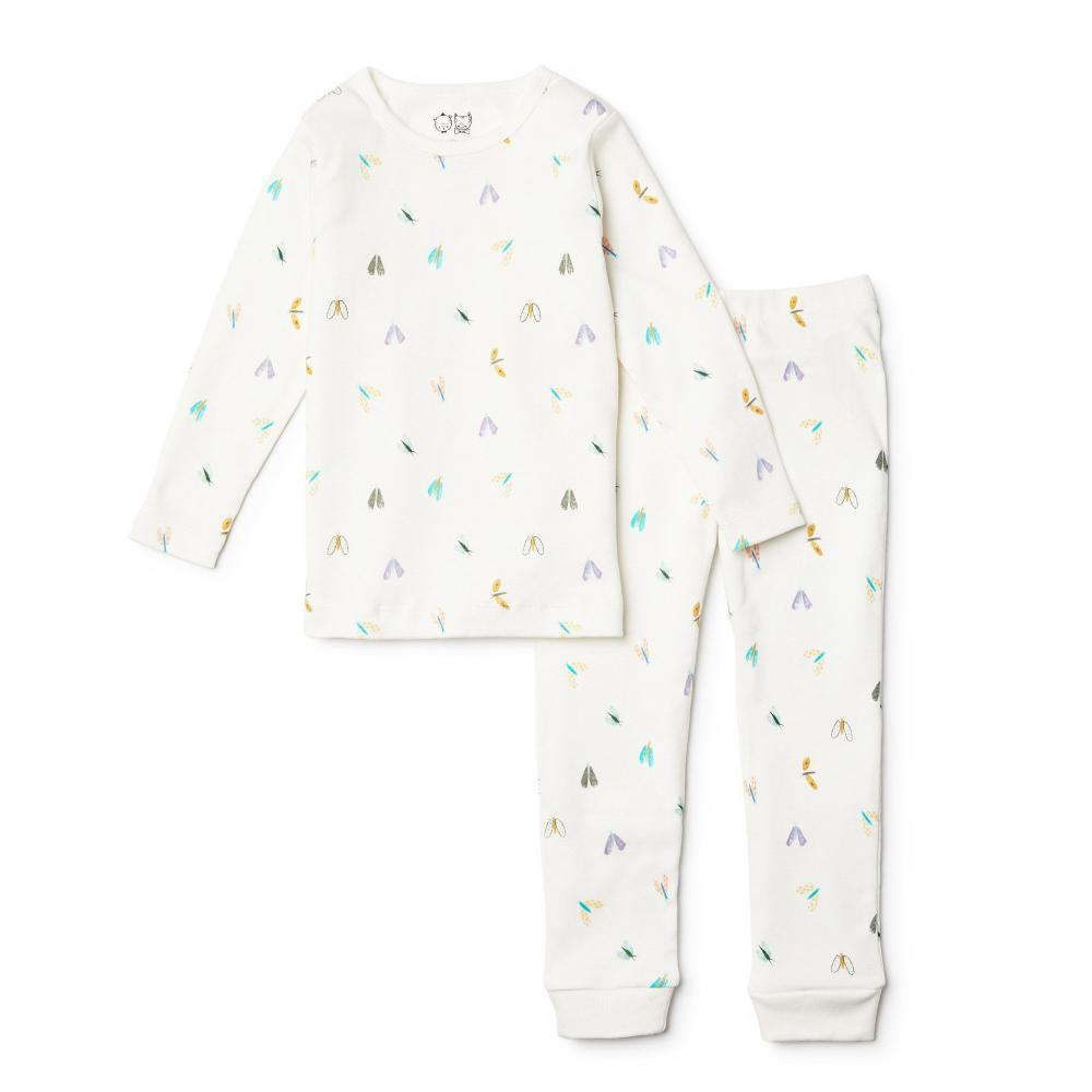 Flitter Flutter Long Sleeve Pyjama Set