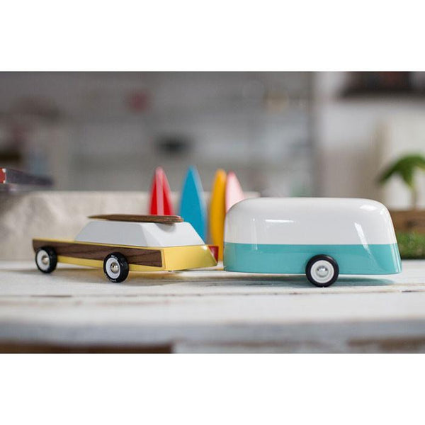 CandyLab Camper Trailer - Tiny People shop