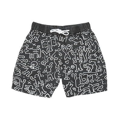 Cool Zuttion Keith Boat short at Tiny People.