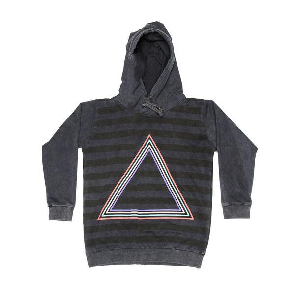 Zuttion Triangle Hoodie - Tiny People Cool Kids Clothes Byron Bay